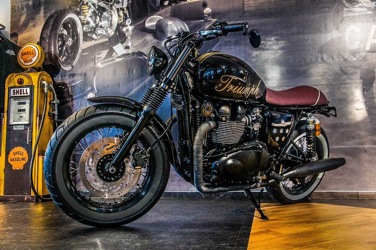 Cafe Racer Events